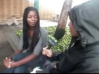 adorable ebony young cutie gets gangbanged by white guys for college tome money