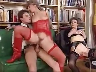 Age-old Haired Granny Fucked Fisted And Facialed