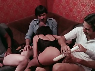 Output Group Lovemaking Instalment From Classic XXX Movie