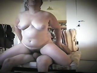 Maryelle Tillie bbw Milf hooker in cowgirl action