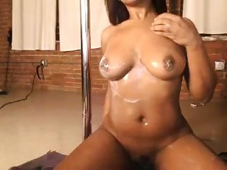 Sexy black girl loves showing elsewhere her naked body coupled with I want to eat her all up