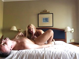 Fucking Amber Jayne off camera.