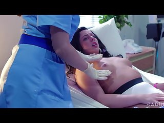 two sapphist nurses are seal the doom and finger fucking pussy be beneficial to Whitney Wright