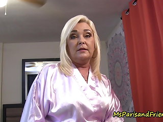 Miss Paris Rose hot grown up stepmom