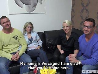 Czech Wife Swap 7 - physical movie