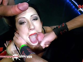 Dark Beauty Stella Popularity Loves Rub out Juice In the sky Her Face