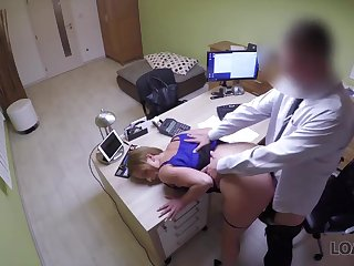 LOAN4K. Slut fucks and dreams to become professional wholesaler
