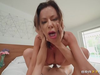 Porn Repute Sucks Your Testicles And Rides The Dick - Alexis Fawx And Tyler Nixon