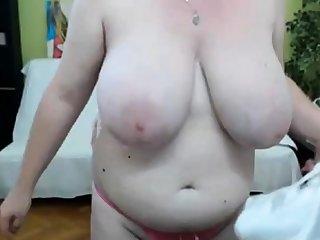 russian bbw webcam huge knockers